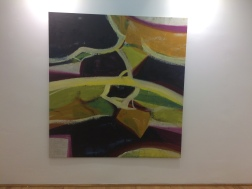 Ausstellungsansicht, Loft 8 Galerie Wien, 2017, Foto: Miroslava Urbanová