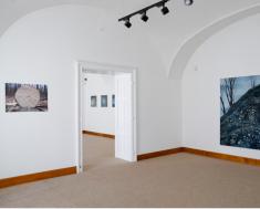 záber z výstavy Detected Landscape, Nitrianska galéria, 2018, foto: Nitrianska galéria