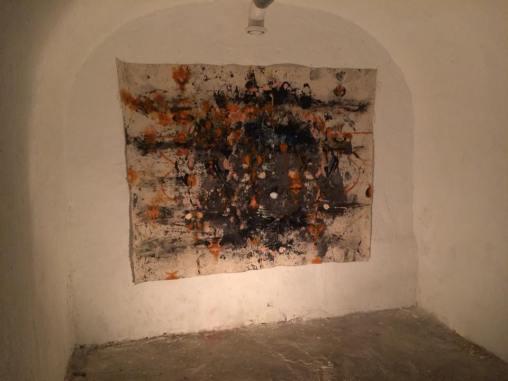 exhibition view In a Nutshell, Nitrianska galéria, 2018, foto: Miroslava Urbanová