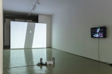 Kristian Lukić, exhibition view MELANCH LIA, PGU Žilina, 2019, photo: Ľuboš Kotlár