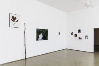 Alina Sokolova, exhibition view MELANCH LIA, PGU Žilina, 2019, photo: Ľuboš Kotlár