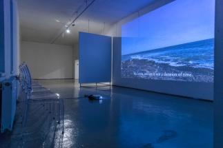 Katarína Poliačiková, exhibition view MELANCH LIA, PGU Žilina, 2019, photo: Ľuboš Kotlár